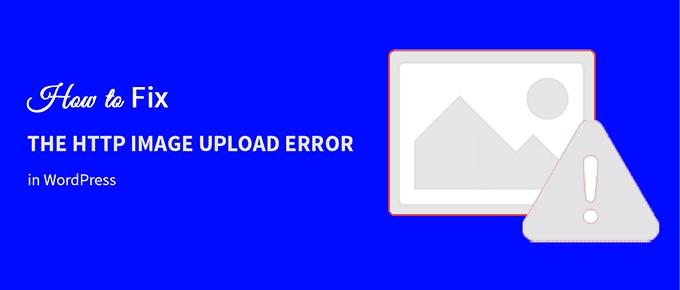 fix http error on image upload in WordPress