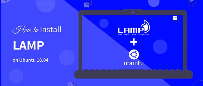 Installing LAMP on Ubunto 18.04