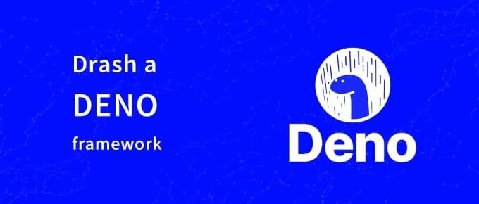 Deno Drash A Rest Microframework